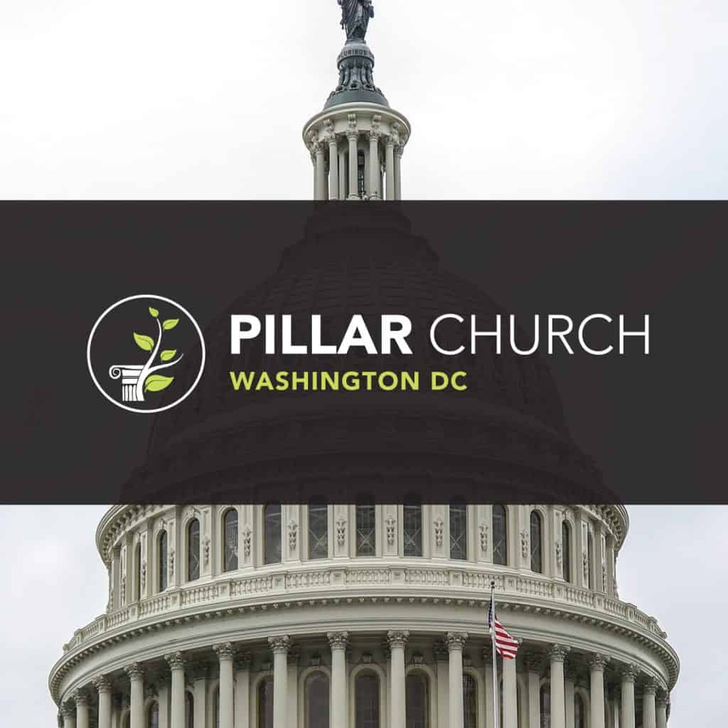 Pillar Church of DC Logo Art