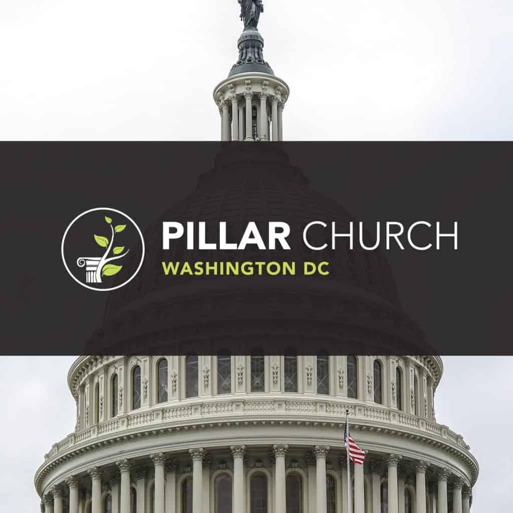 Pillar Church of DC Logo Art